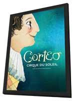 Cirque du Soleil - Corteo� - 11 x 17 Cirque du Soliel Poster - in Deluxe Wood Frame