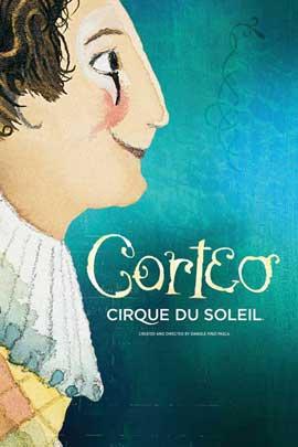 Cirque du Soleil - Corteo� - 11 x 17 Cirque du Soliel Poster