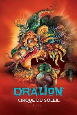 Cirque du Soleil - Dralion� - 11 x 17 Cirque du Soliel Poster