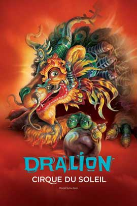 Cirque du Soleil - Dralion� - 24 x 36 Cirque du soleil Poster