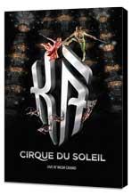 Cirque du Soleil - K�� - 11 x 17 Cirque du Soliel Poster - Museum Wrapped Canvas