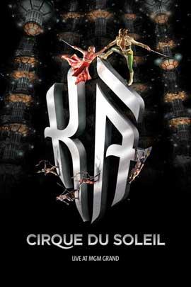 Cirque du Soleil - K�� - 24 x 36 Cirque du soleil Poster