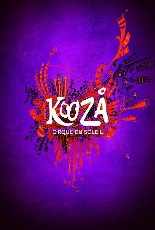 cirque du soleil kooza merchandise