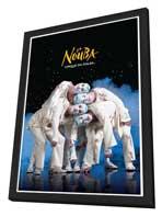 Cirque du Soleil - La Nouba� - 11 x 17 Poster - Les Cons - in Deluxe Wood Frame