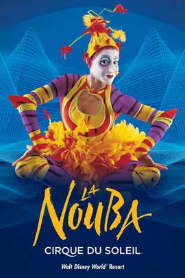 Cirque du Soleil - La Nouba� - 24 x 36 Cirque du soleil Poster