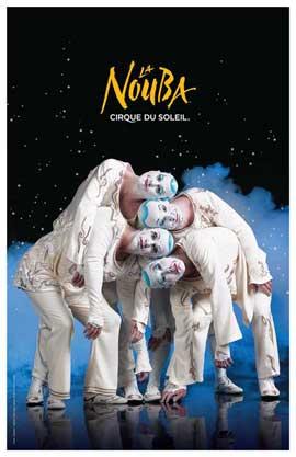 Cirque du Soleil - La Nouba� - 11 x 17 Poster - Les Cons