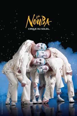 Cirque du Soleil - La Nouba� - Cirque du Soleil - La Nouba� - 24 x 36 Poster - Les Cons