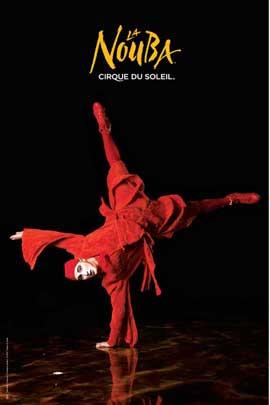 Cirque du Soleil - La Nouba� - Cirque du Soleil - La Nouba� - 24 x 36 Poster - Peirrot