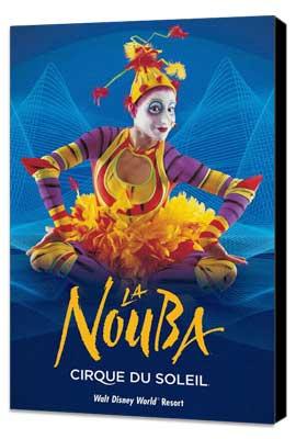 Cirque du Soleil - La Nouba� - 11 x 17 Cirque du Soliel Poster - Museum Wrapped Canvas