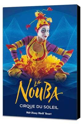 Cirque du Soleil - La Nouba� - 24 x 36 Cirque du soleil Poster - Museum Wrapped Canvas