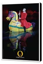 Cirque du Soleil - - 11 x 17 Poster - Horse & Comete - Museum Wrapped Canvas