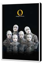 Cirque du Soleil - - 11 x 17 Poster - The Zebras - Museum Wrapped Canvas