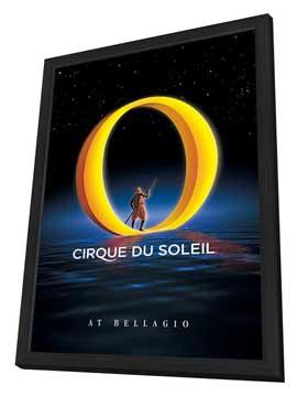 Cirque du Soleil - - 11 x 17 Cirque du Soliel Poster - in Deluxe Wood Frame
