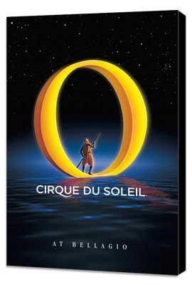 Cirque du Soleil - - 24 x 36 Cirque du soleil Poster - Museum Wrapped Canvas