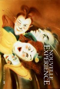 Cirque du Soleil - Nouvelle Experience� - 11 x 17 Cirque du Soliel Poster
