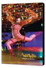 Cirque du Soleil - Saltimbanco� - Cirque du Soleil - Saltimbanco� - 24 x 36 Poster - Baroques - Museum Wrapped Canvas
