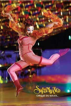 Cirque du Soleil - Saltimbanco� - Cirque du Soleil - Saltimbanco� - 24 x 36 Poster - Baroques