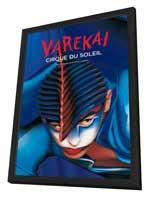 Cirque du Soleil - Varekai� - 24 x 36 Cirque du soleil Poster - in Deluxe Wood Frame