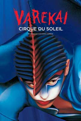 Cirque du Soleil - Varekai� - 24 x 36 Cirque du soleil Poster