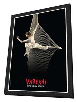 Cirque du Soleil - Varekai� - 11 x 17 Poster - Icarus - in Deluxe Wood Frame