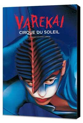 Cirque du Soleil - Varekai� - 24 x 36 Cirque du soleil Poster - Museum Wrapped Canvas