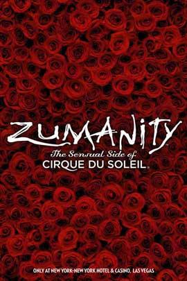Cirque du Soleil - Zumanity� - 24 x 36 Cirque du soleil Poster