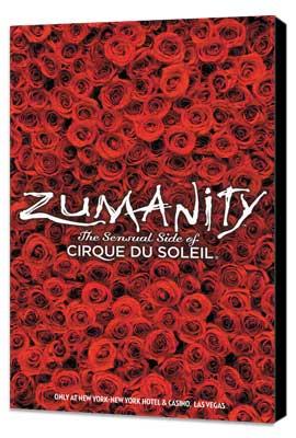 Cirque du Soleil - Zumanity� - 11 x 17 Cirque du Soliel Poster - Museum Wrapped Canvas
