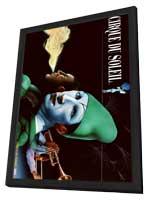 Cirque du Soleil - 11 x 17 Cirque du Soliel Poster - in Deluxe Wood Frame