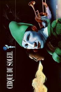 Cirque du Soleil - 24 x 36 Cirque du soleil Poster