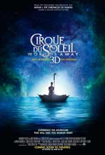 Cirque du Soleil: Worlds Away - 43 x 62 Movie Poster - Bus Shelter Style A