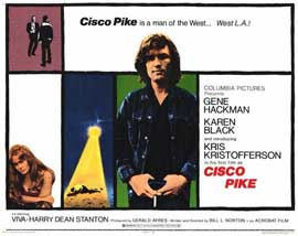 Cisco Pike - 11 x 14 Movie Poster - Style C