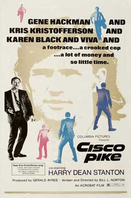 Cisco Pike - 11 x 17 Movie Poster - Style B