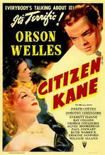 Citizen Kane - 27 x 40 Movie Poster