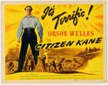 Citizen Kane - 11 x 14 Poster UK Style A