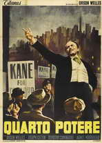 Citizen Kane - 27 x 40 Movie Poster - Italian Style B