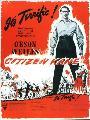 Citizen Kane - 27 x 40 Movie Poster - Style C
