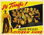 Citizen Kane - 11 x 14 Movie Poster - Style F