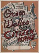 Citizen Kane - 11 x 17 Movie Poster - French Style A
