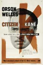 Citizen Kane - 11 x 17 Movie Poster - Style O