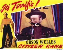 Citizen Kane - 11 x 14 Movie Poster - Style A