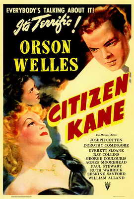 Citizen Kane - 27 x 40 Movie Poster - Style A