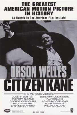 Citizen Kane - 11 x 17 Movie Poster - Style A