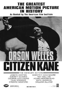 Citizen Kane - 43 x 62 Movie Poster - Bus Shelter Style A