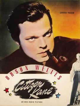 Citizen Kane - 11 x 17 Movie Poster - Style I