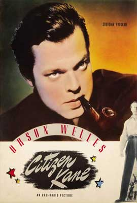 Citizen Kane - 27 x 40 Movie Poster - Style B