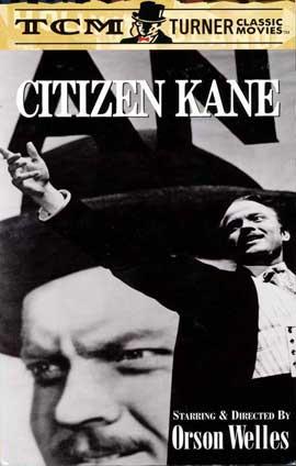 Citizen Kane - 11 x 17 Movie Poster - Style J