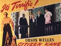 Citizen Kane - 11 x 14 Movie Poster - Style C