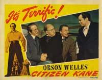 Citizen Kane - 11 x 14 Movie Poster - Style E