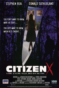 Citizen X - 27 x 40 Movie Poster - Style A