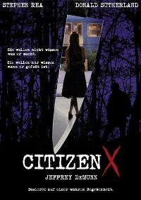 Citizen X - 11 x 17 Movie Poster - German Style B